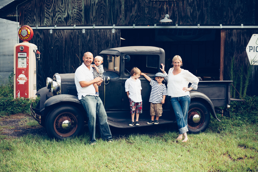 Lowcountry Farm Session |The Humphreys